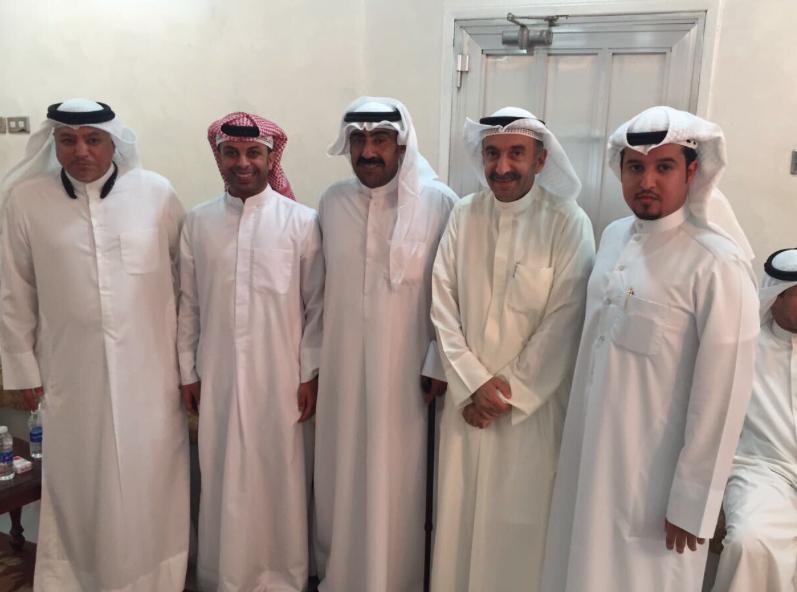 حفل عشاء أبناء محمد المويعزي الحربي