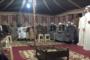 قصيدة الشاعر فيصل جزاء الحربي بحفل عشاء عائلة الحجيلي لعائلة العتيقي بدولة الكويت