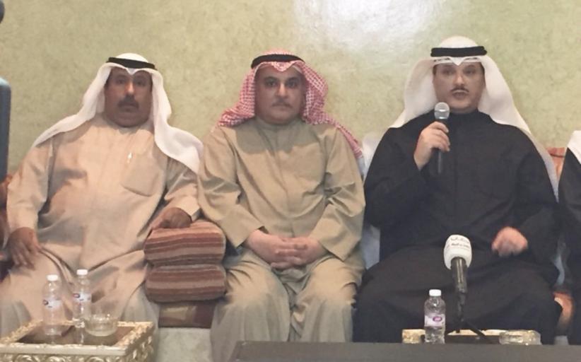 حضور لعائلة العتيقي حفل تكريم الدكتور جمال منصور الحربي وزير الصحة السابق